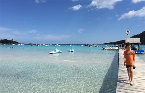 porto vecchio corsica spiagge corsica le spiagge pi 249 per una vacanza in famiglia
