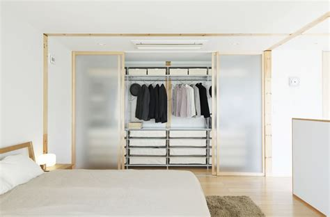 muji bedroom muji house kouhoku home bed pinterest house closet