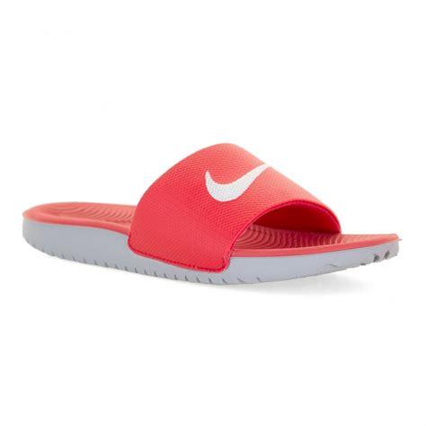 all nike sandals nike juniors kawa slide flip flops flip flops