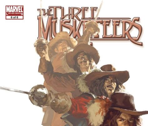 Marvel Illustrated The Three Musketeers 6 Book Series Ebooke Book marvel illustrated the three musketeers 2008 6 comics marvel