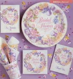 bridal shower decorations supplies directional