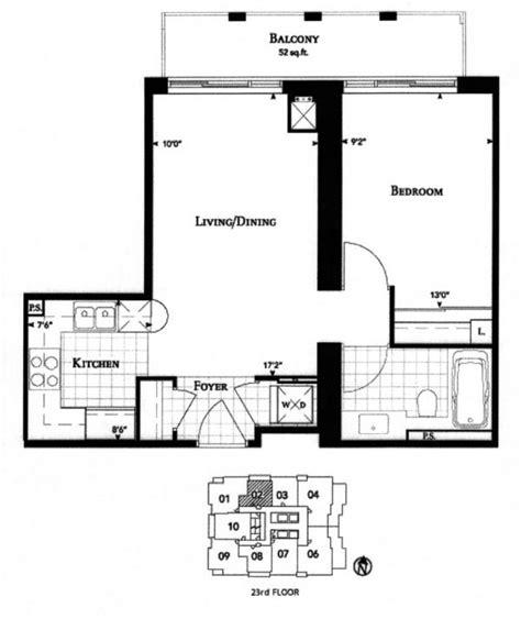 toronto condo floor plans uptown condominiums 35 balmuto yorkville toronto floor plans boscariol chestnut