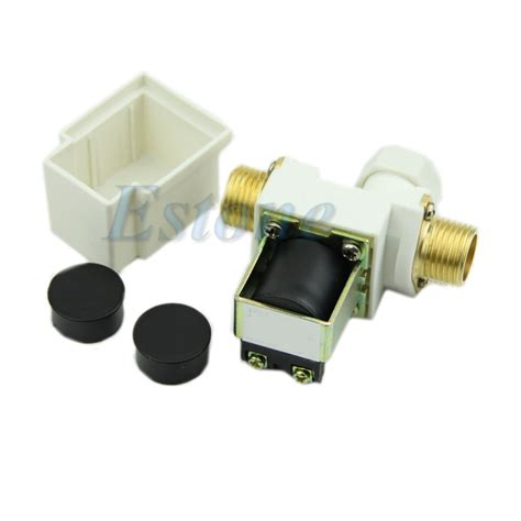 Order Slenoid Dc 12 Vol 1 n c dc 12v 0 0 8mpa 1 2 quot electric solenoid valve for water air new in solenoid valves from home