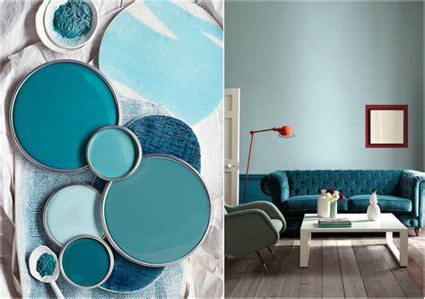 d 233 co bleu canard id 233 es de peinture murale meubles et