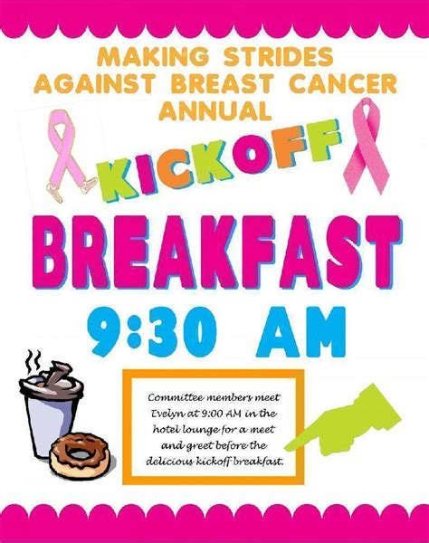Breast Cancer Project Sweepstakes - design a breast cancer awareness poster breast cancer awareness poster ideas