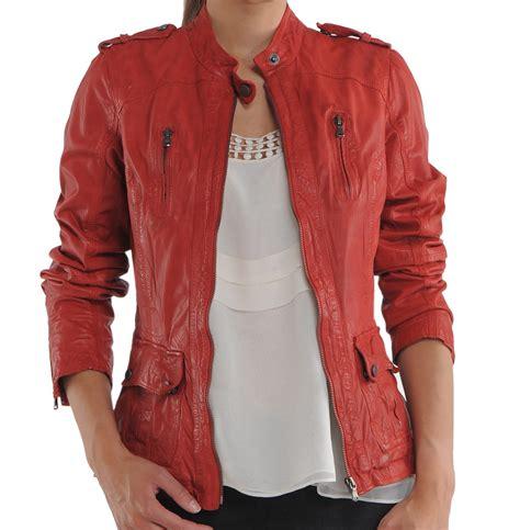 jaket kulit wanita terbaru