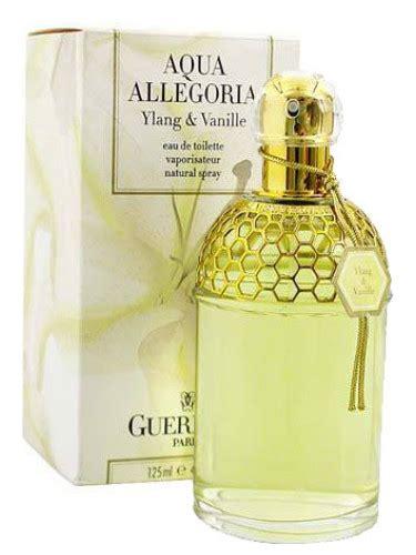 Parfum Ylang Ylang Aqua Allegoria Ylang Vanille Guerlain Perfume A Fragrance For 1999