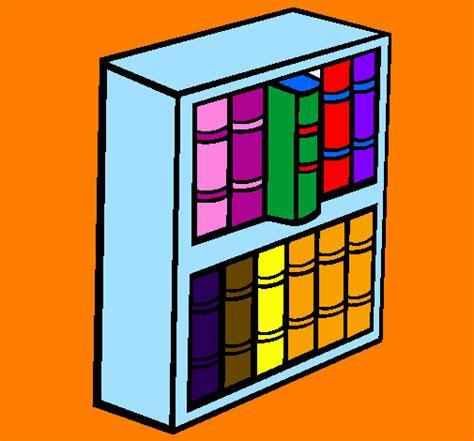 disegni di librerie disegno libreria colorato da utente non registrato il 27