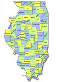 Map Of Illinois Counties by Illinois Counties Related Keywords Amp Suggestions