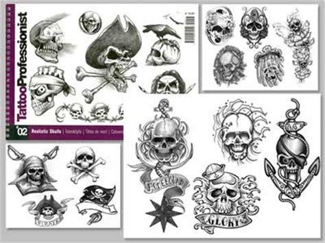 online tattoo flash books tattoo professional series 2 tattoo book on skulls