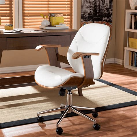 modern office chair 10 stylish and comfy office chairs chic home