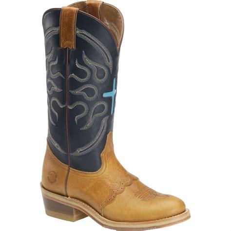 s buckaroo boots h 174 s 12 quot toe buckaroo boots 133782