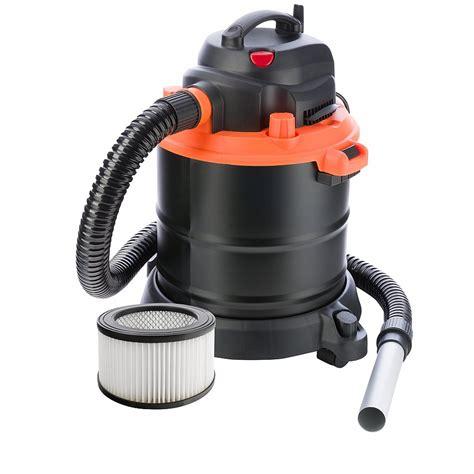 Vacuum Cleaner Mobil Merk Krisbow ash vacuum cleaner 18l with motor 1200 watts hepa filtre mobile with rolls ebay