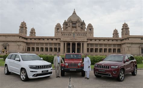 jeep india jeep india price list price of wrangler price of grand