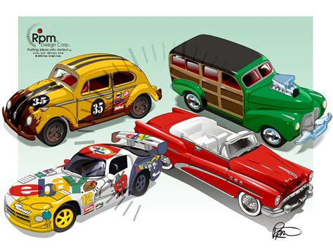 Johnny Lighting Cars by Various Johnny Lightning Cars By Rpmindy On Deviantart