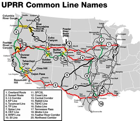 union pacific railroad map texas sixgun siding june 2012