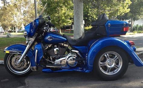Trike Conversion Kits For Harley Davidson by Harley Trike Conversion Kit Motorcycles For Sale