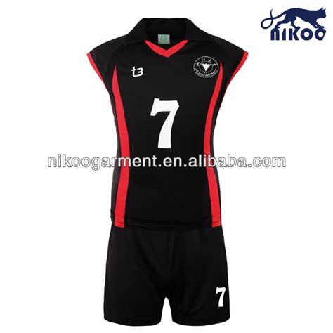 uniforme voleibol especial uniformes voleibol nikoo 2014 de nuevo dise 241 o el 225 stico sublimada uniforme de