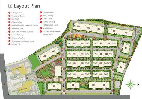 layout plan nashik peninsula ashok astoria villas in satpur nashik price
