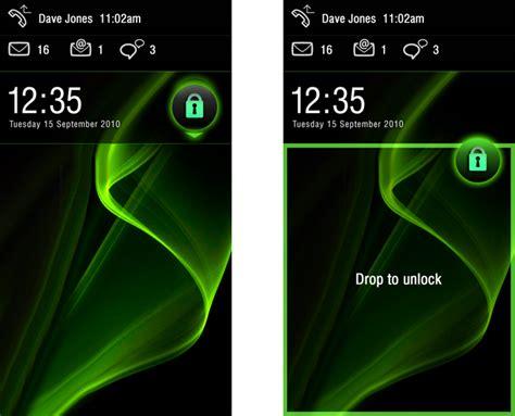 pattern lock screen for nokia n8 more meego phone ui screenshots dual lock screen highly