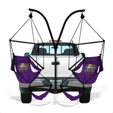 trailer hitch swing chair 106 best images about shopping for lsu on pinterest