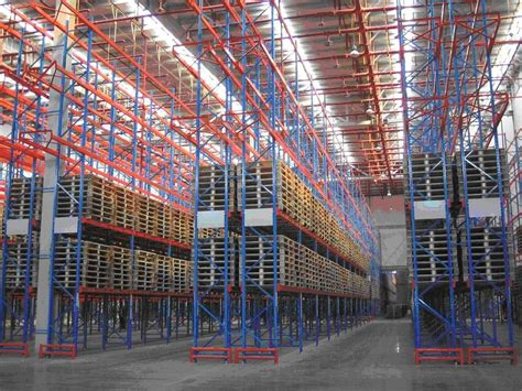 different kinds of pallet rack systems warehouse storage