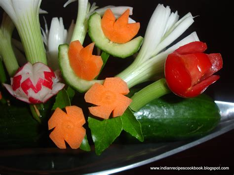 simple green salad decoration decoration  home