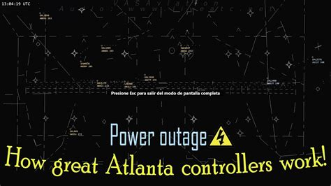 discord outage radar view atlanta airport reopens after massive power