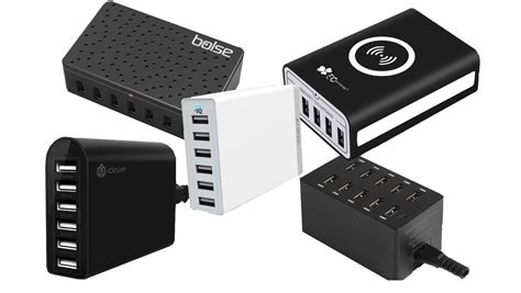 best charging station top 5 best usb charging stations heavy com