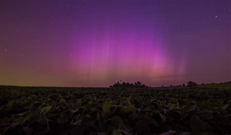 Lights Hours by Earth Heal Borealis Puts On Dazzling Light Show