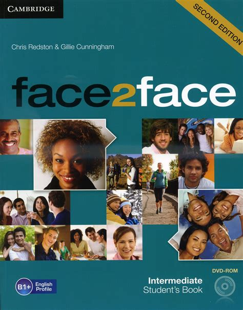 Face2face face2face intermediate st s with dvd rom 2nd edition