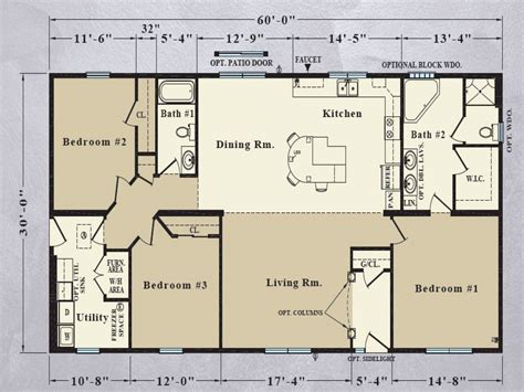 wide house plans 30 feet tall people 30 feet wide ranch house plans 30