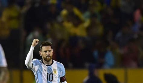 argentina akan menjuarai piala dunia bersama lionel messi