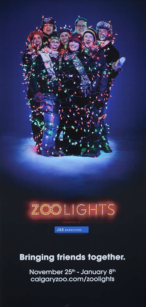 Merry And Bright Zoolights Returns To Calgary The Press Calgary Zoo Lights Tickets