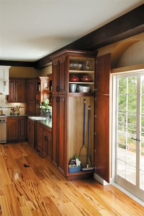 kitchen broom cabinet kitchen pantry storage cabinet broom closet broom