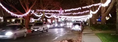 fab 40 christmas lights in sacramento fab 40s christmas lights nathan sherman