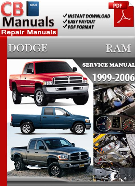service manual service repair manual free download 1999 dodge ram 1500 engine control repair