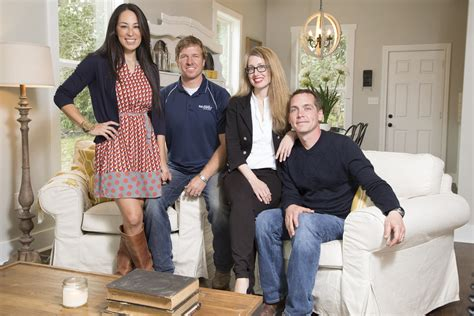 chip gaines of fixer upper on his new book capital chip and joanna gaines of hgtv s fixer upper announce