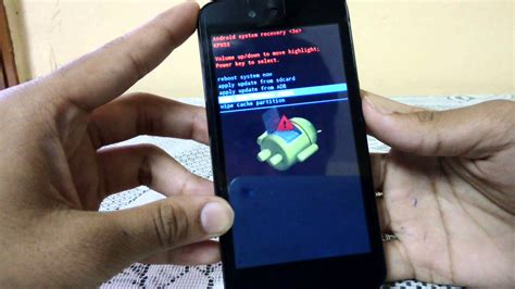 reset frozen android phone how to fix stuck on booting logo screen or boot loop on