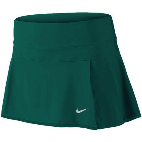Sport Skirt nike womens premier skirt radiant emerald white