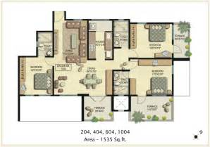 3 Bhk Floor Plan by 3bhk Bungalows House Plans Quotes