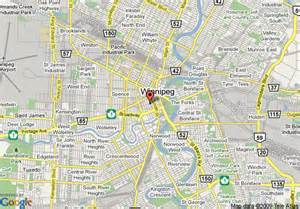 winnipeg manitoba canada map map of delta winnipeg winnipeg