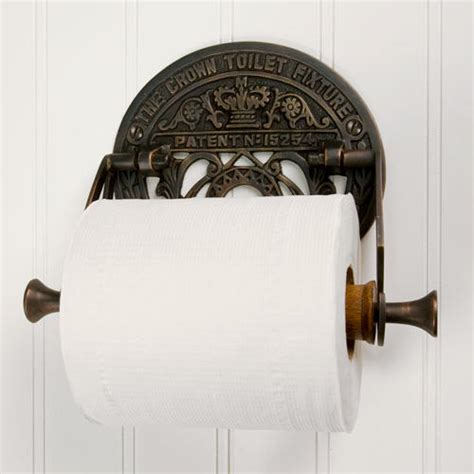 kcrown toilet paper solid brass toilet paper holder signature hardware