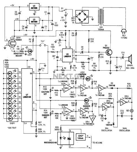 motion sensor alarm circuit diagram choice image diagram
