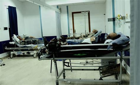 posti letto ospedali emergenza negli ospedali i posti letto sono esauriti