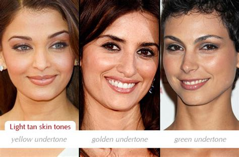 light medium skin tone up charts determining your skin tone and undertone