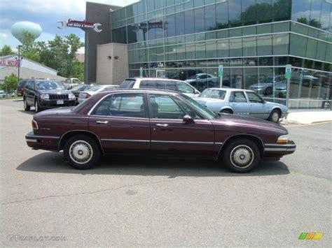 1995 cherry metallic buick lesabre custom 31079922