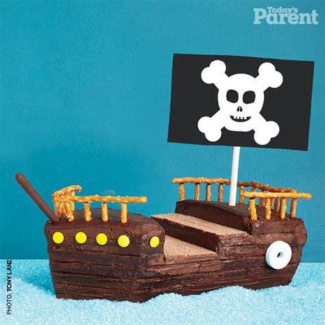 kids birthday cake ideas pirate ship todays parent