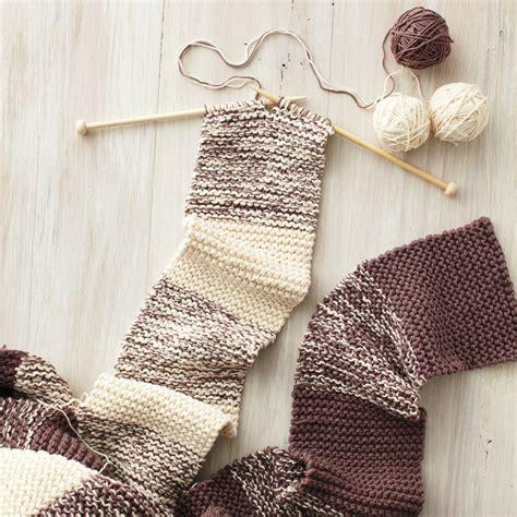 Martha Stewart Crafts Knitting Patterns