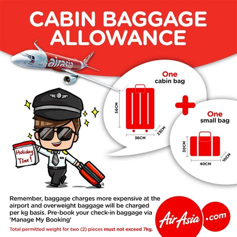 airasia baggage cabin airasia on twitter quot be sure your cabin baggage doesn t